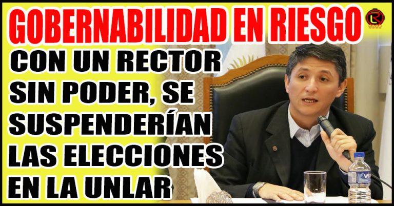 El Consejo Superior vació de poder a Fabián Calderón