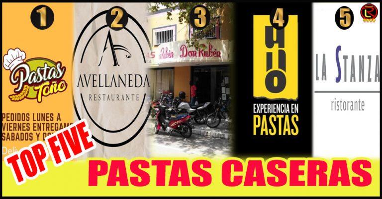 Pastas Toño, Avellaneda, Don Rubén, Uno y La Stanza