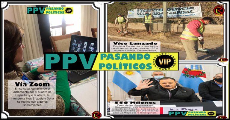 Pasando Políticos VIP: 6 fotos para resumir la semana