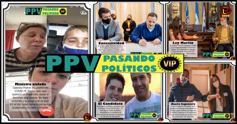 Pasando Políticos VIP: 6 imágenes que resumen la semana