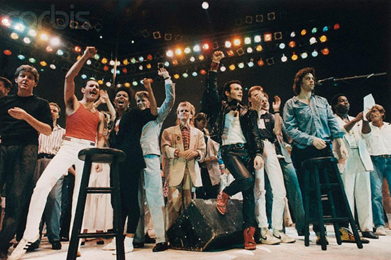 A 35 años del Live Aid: 50 súper estrellas de rock, luchas de egos y grandes papelones