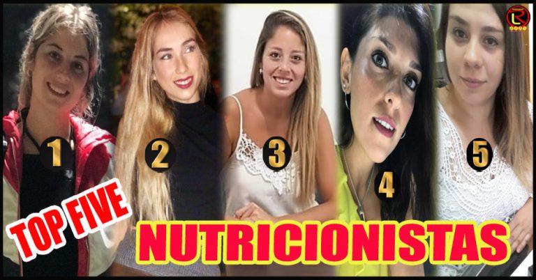 Josefina Azzarelli, Candela Pérez Torre, Luciana Rodríguez Almonacid, Belén Peñaloza y Melina Papadopulos