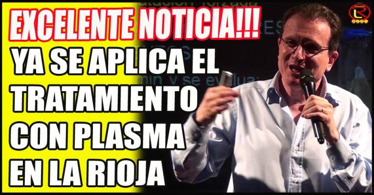 Lo confirmó el Doctor Carlos Laino en Despierta Provincia