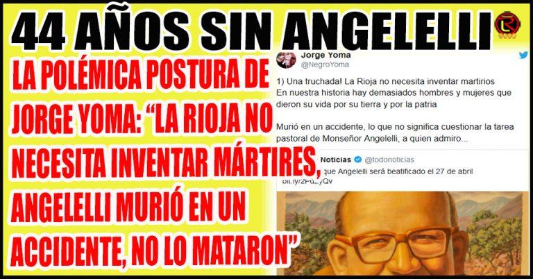 El ex Senador pone en duda que Monseñor haya sido víctima de la Dictadura