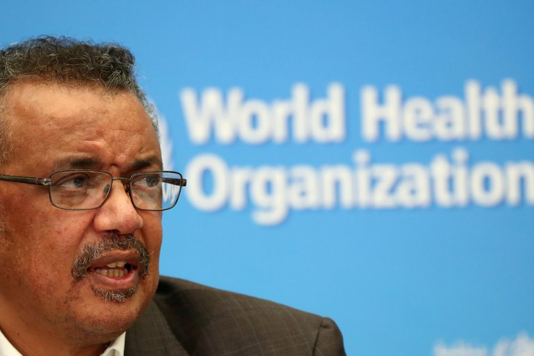 """El director general de la OMS sobre el coronavirus: """"No hay solución y quizás nunca la haya"""""""